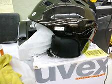 uvex comanche 2 pure XXS 51-55 black helmet NEW sale