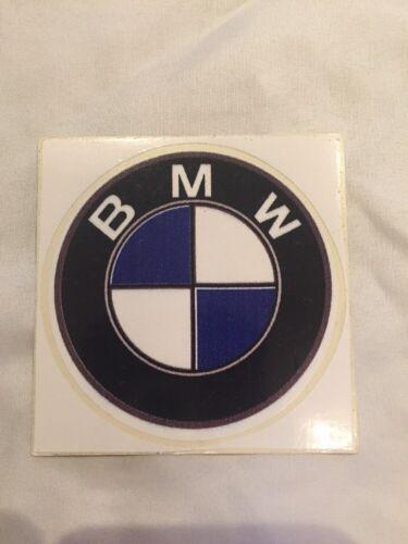 BMW decal Sticker