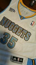 Kenneth Faried Denver Nuggets Rising Stars Authentic Pro Cut Adidas NBA Jersey
