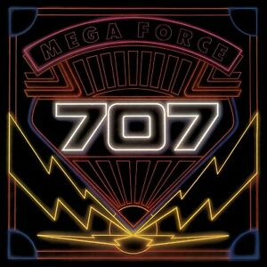 707-MEGA-FORCE-LIMITED-COLLECTOR-039-S-EDITION-CD-NEUF