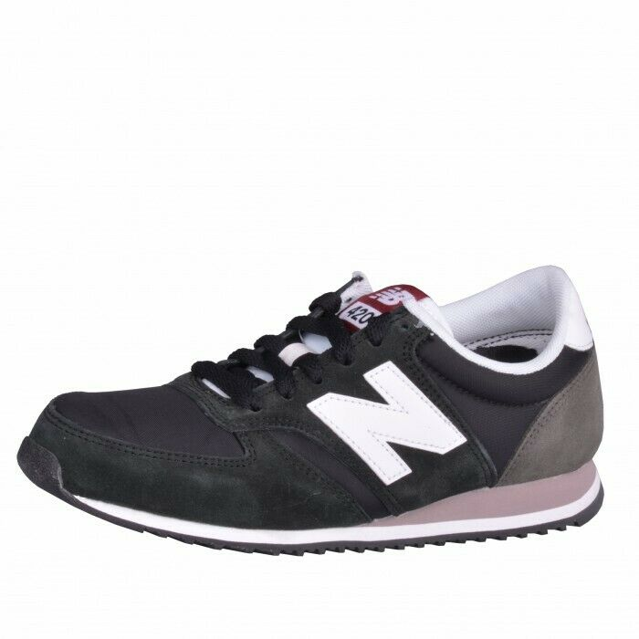 New Balance U420CBW Coureur Chaussures de Course Classiques Noir 420