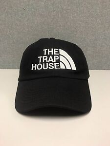 bbc2c5e8 TRAP HOUSE Hat (slide buckle) fashion style rap hip hop dad cap ...