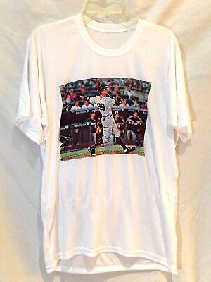 Sport New York Yankees Aaron Judge T-shirt-limited Edition-sublimated-large-all Rise Zu Hohes Ansehen Zu Hause Und Im Ausland GenießEn Fanartikel