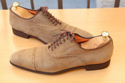 40 Lacets Santoni It Etat 6 A 5 Shoes Chaussures Excellent Ya6qCww