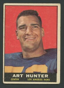 1961-Topps-53-Art-Hunter-VG-VGEX-C000016751A
