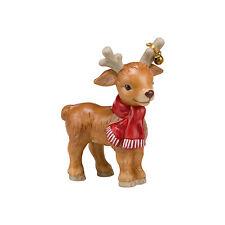 Goebel Rentier Bella Figur Neuheit Göbel Figuren Weihnachten Hummel NEU