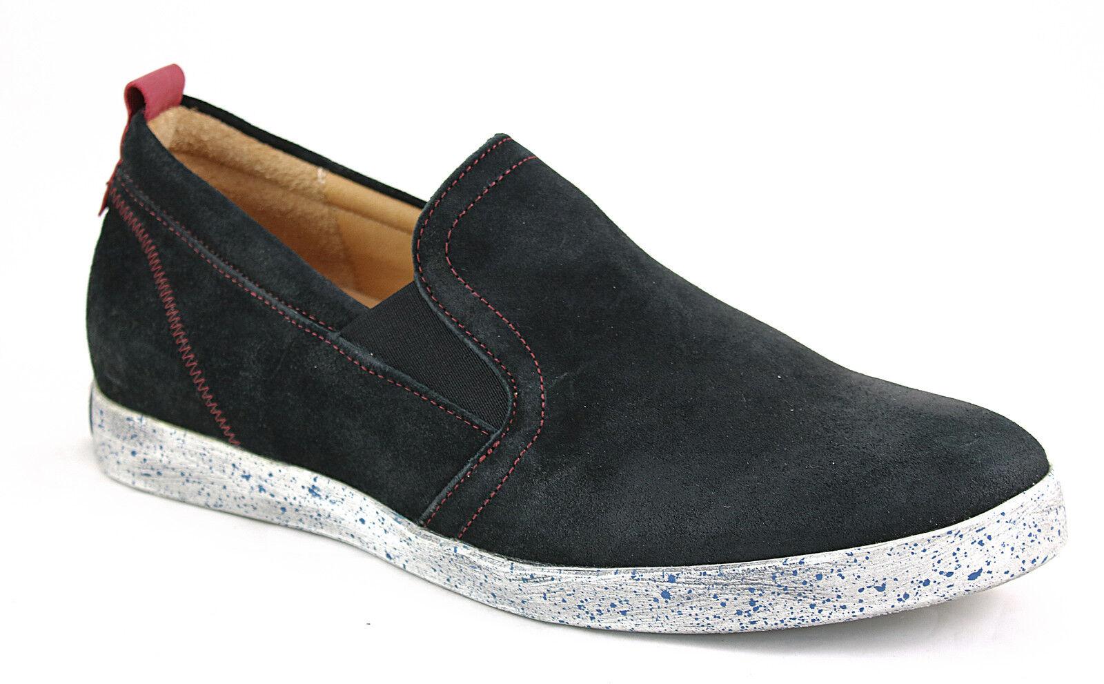 Think  80624 señores zapato bajo mocasines kenidi g64
