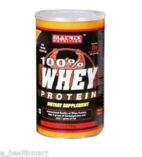 Matrix Nutrition 100% Whey - Choclate Flavor - 500 gm