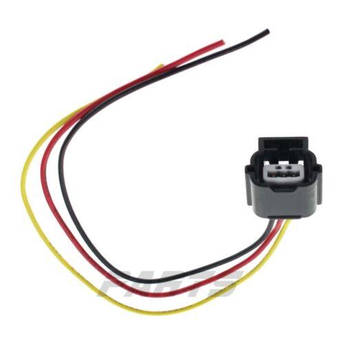 PLUG CONNECTOR For 09-14 Nissan Sentra NV200 Cube crankshaft position sensor 1.8