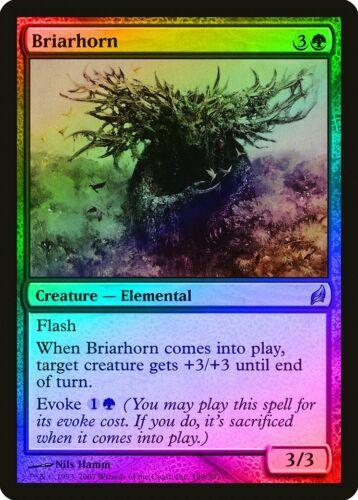 Green Lorwyn Mtg Magic Uncommon 1x x1 1 FOIL Briarhorn