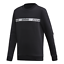 Adidas-Kids-Sweatshirt-Sports-ID-Running-Crew-Training-Gym-Boys-Lifestyle-FK4820 thumbnail 1