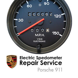 porsche 911 993 964 980 944 928 vdo electronic speedometer image is loading porsche 911 993 964 980 944 928 vdo