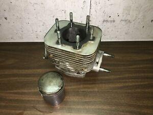 SUZUKI-SM-NOMAD-XR-440-CYLINDER-amp-PISTON-STD-SIZE