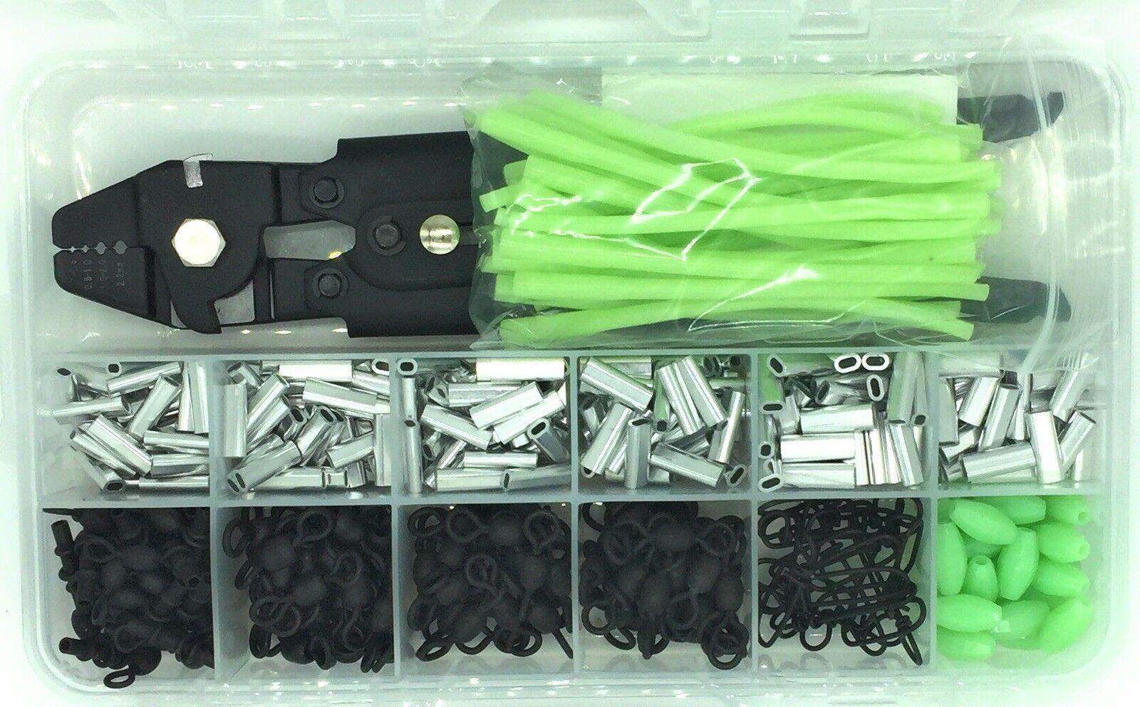 442  Piece Deep Drop Rigging Kit Fishing Kit  no.1 online