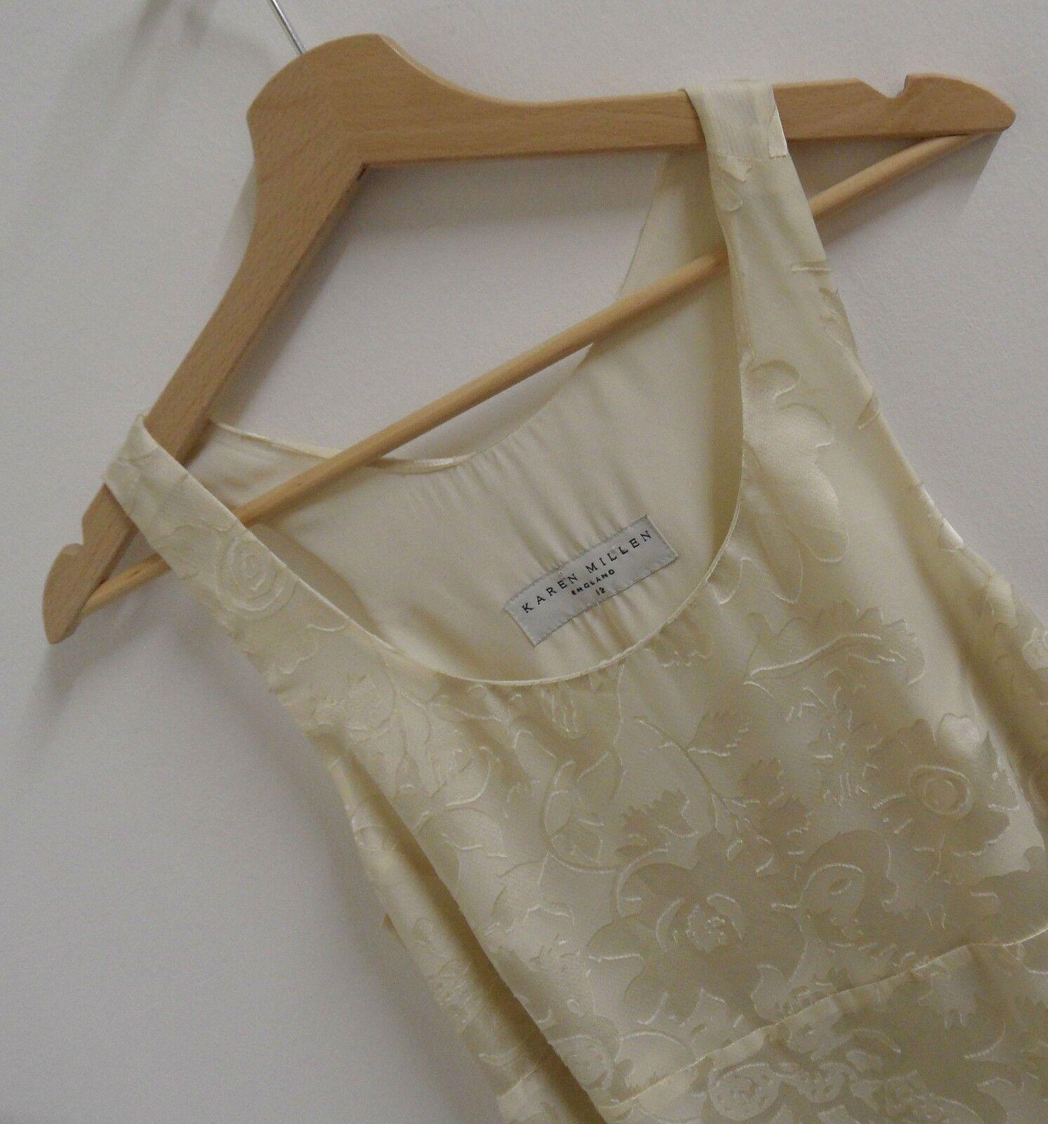 Womens Karen Millen Evening Dress Size  Original   D27