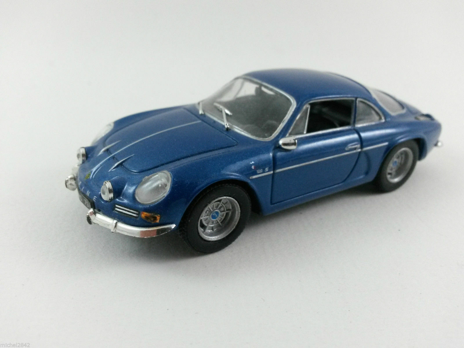 Alpine Renault A110 1:43 1:43 A110 Universal Hobbies UH 6db548