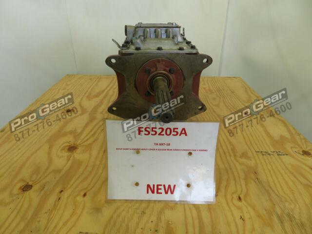 Eaton Fuller Fs-5205a 5 Speed Transmission