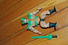 Tri-Klops Vintage He-Man MOTU Complete Figure Sword Weapon Chest Armor Triclops