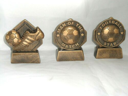 Football Trophy - Various designs available