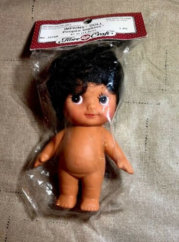 "Fibre Craft Impkins Doll 4.5/"" #3318-B  New"