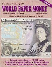 Standard Catalog of World Paper Money: Modern Issues 1961-2002 (Standard Catalo