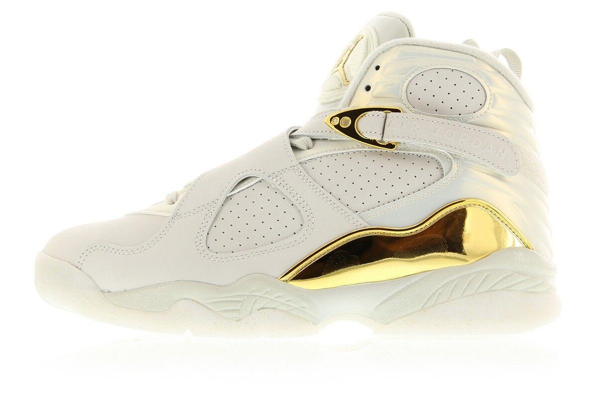 Nike Air Jordan 8 Retro Champagne Championship Trophy Size 9. 832821-030 OVO