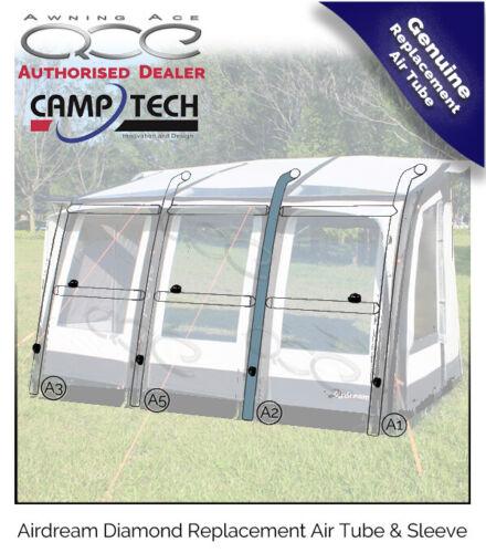 Camptech Airdream Diamond Auvent remplacement Air Tube-Air vessie-Air faisceau
