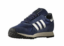 best sneakers 10c63 c2ac6 adidas Originals New York Men s Shoes - Dark Blue Matte Silver Collegiate  Navy