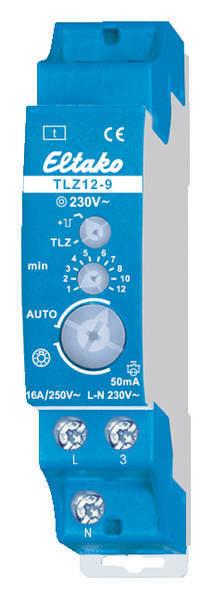 Eltako TLZ12-9 Treppenlicht-Zeitschalter 250V, 16 A, - neu | Genial