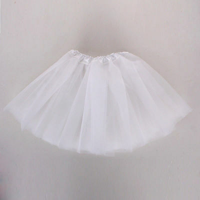 Tutu Ballet Dress Baby Girls Clothes Kid Infant Dancewear Skirts Costume 3-5 Y