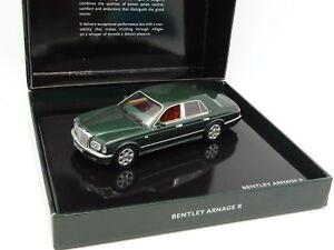 MINICHAMPS-1-43-Bentley-Arnage-R-Green