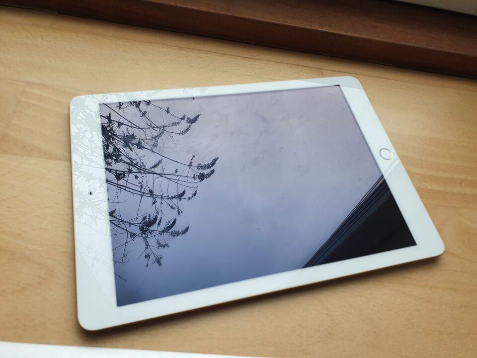 iPad 5, 32 GB, hvid
