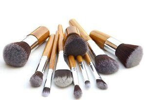 11Pcs-Makeup-Tools-Kit-Cosmetic-Eyeshadow-Foundation-Concealer-Brushes-Sets