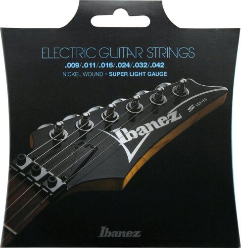 IEGS61 Ibanez Saiten IEGS6 IEGS62 IEGS7 7 /& 8 Saitig IEGS8 für E-Gitarre 6