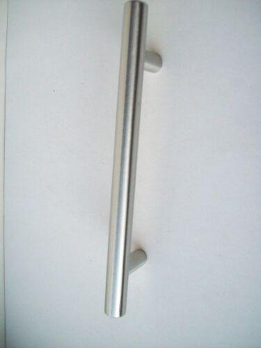 Stangengriff Bügelgriff Edelstahl 14 mm Griff 9,6 Möbelgriff 96 Schrankgriff 132