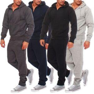 hype inc homme costume de jogging surv tement sweat pantalon veste et ebay. Black Bedroom Furniture Sets. Home Design Ideas