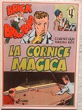 BRICK BRADFORD - LA CORNICE MAGICA collana gertie daily 65 comic art 1978