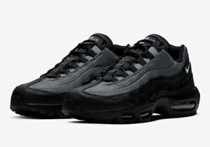 air max 95 hombre negras y grises
