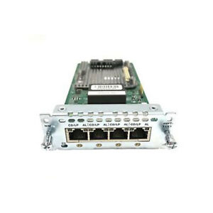 Cisco-NIM-4MFT-T1-E1-1-Year-Warranty-and-Free-Ground-Shipping