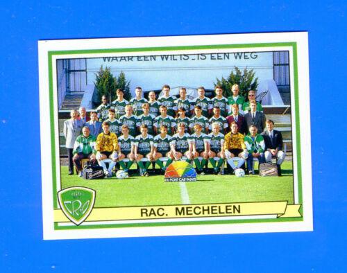 Sticker n R.MECHELEN SQUADRA 344 New FOOTBALL 94 BELGIO Panini-Figurina