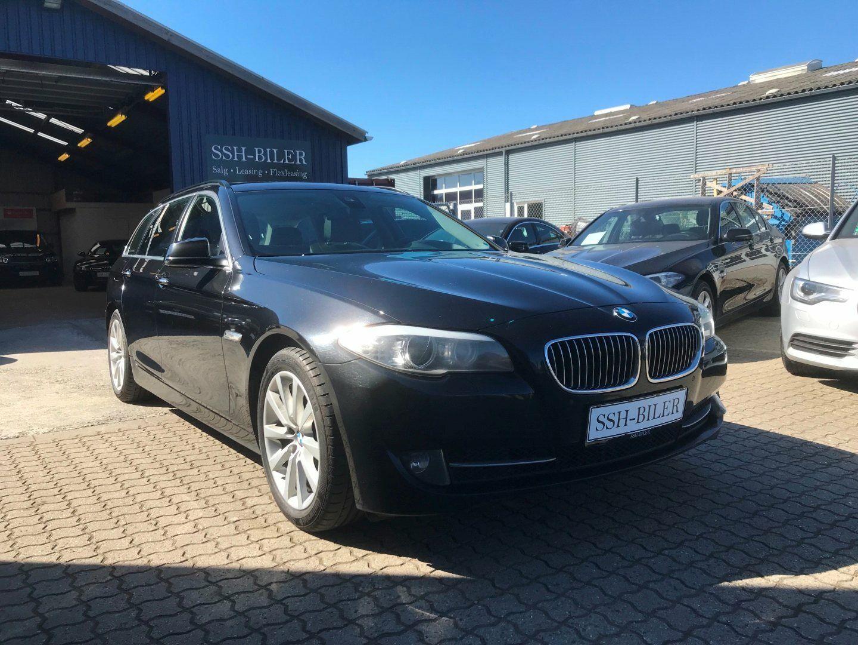BMW 530d 3,0 Touring aut. 5d - 258.995 kr.