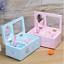 Music-Box-Rotary-Girl-Musical-Mirror-Jewellery-Gift-With-Dance-XMAS-Gift thumbnail 1