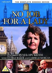 No-Job-for-a-Lady-Series-3-Three-iTV-DVD-Penelope-Keith-NEW-amp-SEALED