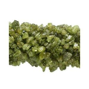 Peridot-Chip-Beads-5-8mm-Green-200-Pcs-Handcut-Gemstones-DIY-Jewellery-Making