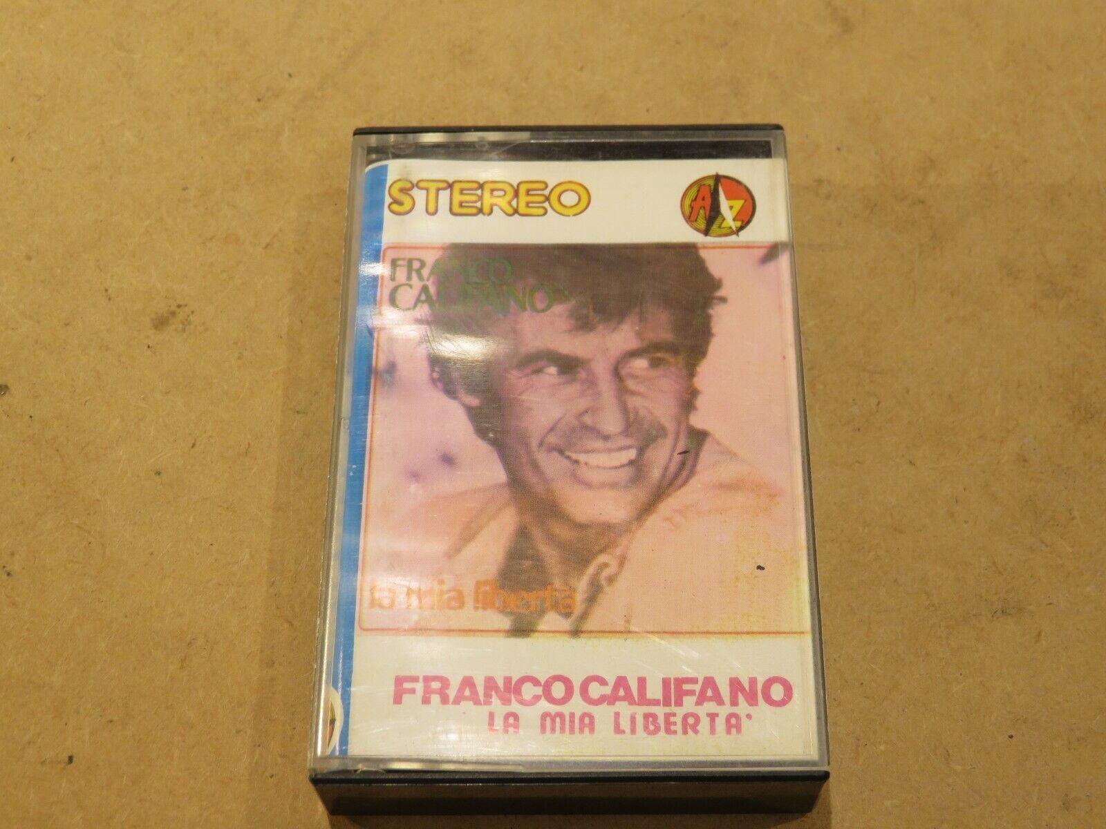 Franco Califano La Mia Libertà
