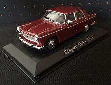 PEUGEOT 404 1965 1/43 NOREV CAR - CARS Miniatur-Auto-Sammlung