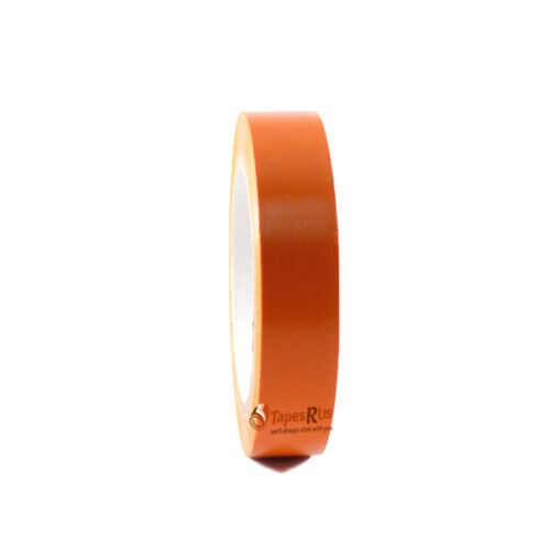 Orange Vinyl Pinstriping Tape 1 in length wide x 108 ft