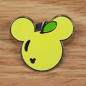 Genuine-Disney-2017-Hidden-Mickey-Fruit-Series-Pear-Collectible-Pin-Only