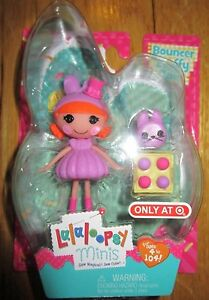 Lalaloopsy Mini Bouncer Fluffy Tail Doll Easter Exclusive Target