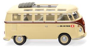 Wiking-1-87-H0-079723-VW-T1-Sambabus-Dr-Oetker-NEU-OVP
